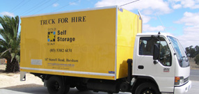 Removal Hire